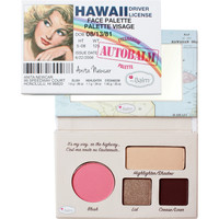 theBalm Cosmetics Autobalm Hawaii Face Palette