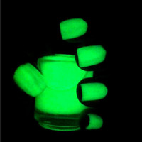 Nite Lite - Unique Hand Mixed Glow in The Dark Nail Polish / Lacquer in a Full Sized Bottle