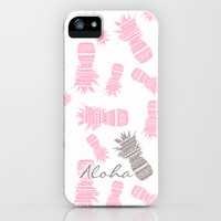 Pink Paradise  iPhone & iPod Case by Sunkissed Laughter