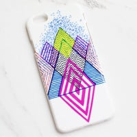 Vibrant Muse iPhone Case