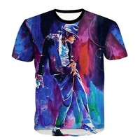 Michael Jackson Commemorative Tees