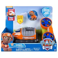 2018 New Original Paw PATROL Vehicle car Patrulla Canina Anime dog kids Toy Gift chase marshall rocky Zuma's Deluxe Hovercraft