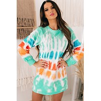 By The Bay Tie Dye Tunic (Multi)