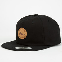 Imperial Motion Barstow Mens Snapback Hat Black One Size For Men 24859810001