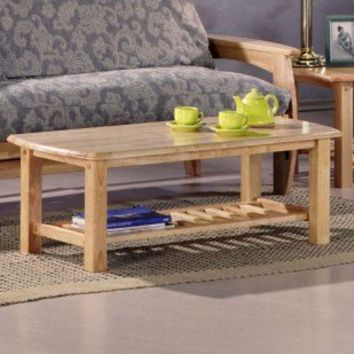 Night & Day Standard Corona Coffee Table - TC-COR-XX - Accent Tables - Decor