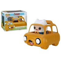 Adventure Time Jake Car Pop! Vinyl Vehicle with Finn Figure