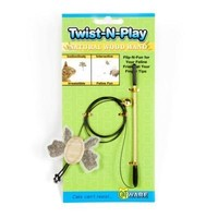 Twist-N-Play Natural Cat Toys