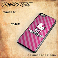 hello kitty For Iphone 5C Case - Gift Present Multiple Choice