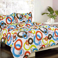 Kids Bedding- Circus- Multi Color Bed in a Bag