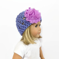 Doll Hat, 18 Inch Doll Hat, AG Doll Hat, Doll Clothes