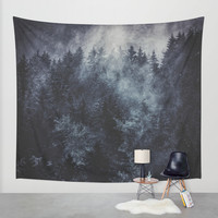 Hard Boiled Wonderland Wall Tapestry by Tordis Kayma