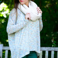 Surely Sherbet Sweater, Multi
