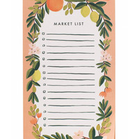market shopping pad