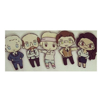 One Direction Best Song Ever Magnet