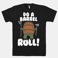 Do a Barrel Roll (The Hobbit)