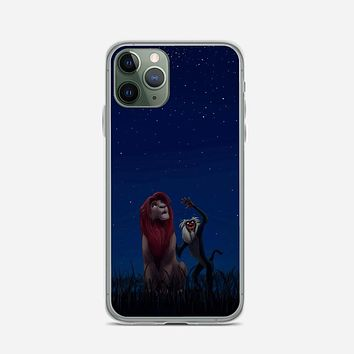 Lion King Remember Who You Are iPhone 11 Pro Max Case