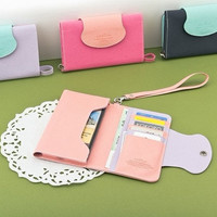 six color/iphone case/Leather Case / phone Case / leather / handmade / custom
