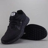 Trendsetter Nike Air Zoom Pegasus W5 Shield  Women Men Fashion Casual Sneakers Sport Shoes