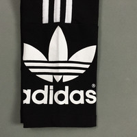 """Adidas"" Casual Stripe Letter Print Loose Pants Sportswears"