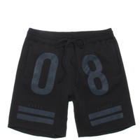 Civil - Team Fleece Short - Black