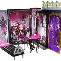 Ever After High Thronecoming Briar Beauty Doll and Furniture Set
