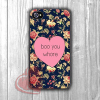 mean girl boo you whore-1n1 for iPhone 4/4S/5/5S/5C/6/ 6+,samsung S3/S4/S5,samsung note 3/4