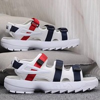 FILA Women Fashion Sandals Flats Shoes