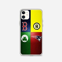 Boston Sports Lovah iPhone 11 Case