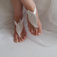 rhinestone,silver, wedding sandals,bridal anklet,beach sandals,, free shipping!