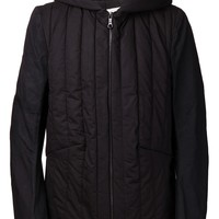 Song For The Mute Hooded Jacket