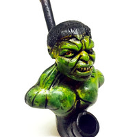 Resin Pipe - Hulk