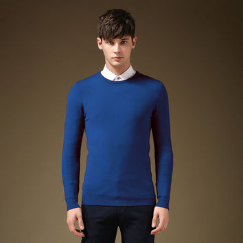 Knitted Fashion Wool Sweater - 10 Color