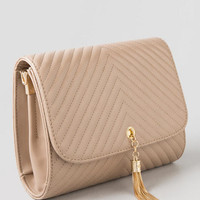 Cece Quilted Crossbody