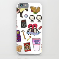 Parks & Recreation iPhone & iPod Case by Shanti Draws