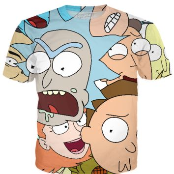 Rick and Morty cast