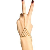 Triangle Hand Chain - 2020AVE