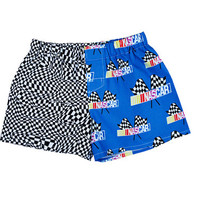 Children NASCAR Boxers For Boys; Underwear, Boxers, Briefs, Boys Shorts