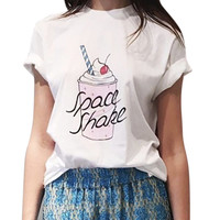 Kawaii Cute Printed T Shirt