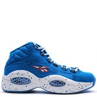 "Reebok Question Mid - Iverson ""#1 Pick"" Royal White Red"