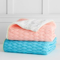 ivivva Quilted Puff Throw
