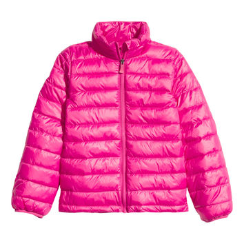 H&M - Lightweight Jacket - Cerise - Kids