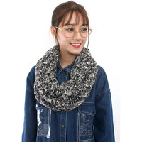 d/s by Drive™ Store Salt & Pepper Twist Ribbed Knit Snood