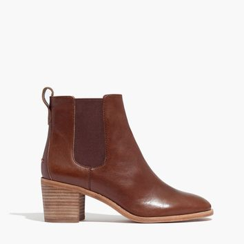 The Frankie Chelsea Boot : shopmadewell boots   Madewell