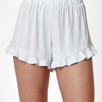 Kendall and Kylie Ruffle Hem Soft Shorts at PacSun.com