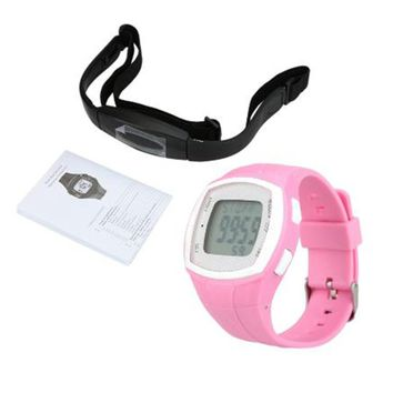 Women Diet Heart Rate Monitor Wireless Watch Chest Strap Fitness Belt Sports New Hot Selling