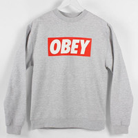 obey unisex jumper