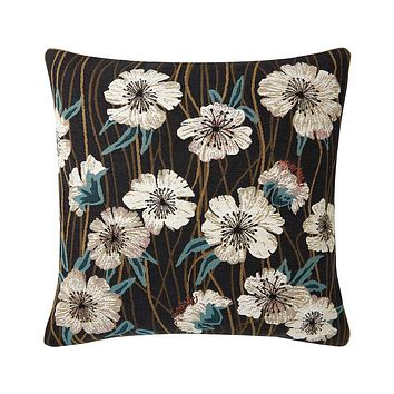 Alba Nuit Decorative Pillow by Iosis