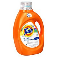 Tide Original Plus Bleach Alternative High Efficiency Liquid Laundry Detergent - 92 oz