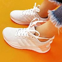 Adidas Questar Ride Fashionable Women Casual Breathable Running Sport Shoes Sneakers
