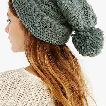 Chunky Cable Knit Sleeper